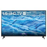 """LG 43UM7300PUA 43"""" 4K HDR Smart LED IPS TV w/ AI ThinQ (2019 Model)"""