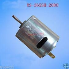 Mabuchi RS-365SH-2080 Hair Dryer / Massager / Vibrator Motor DC6-20V 19400RPM