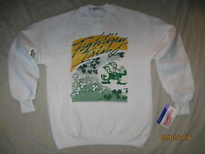 Notre Dame Fighting Irish Vintage Sweatshirt Mens Large 42-44 (small fit) ND