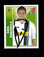 Raul Bobadilla Borussia Mönchengladbach TOPPS Sammelbild Original Sign+ A 136267