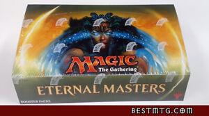 MTG Eternal Masters Booster Box Sealed English