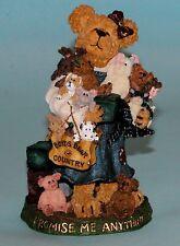 "Boyds Bears, ""G. Anna Gottahaveit and Friends"" # 228400Sm Nib 2002 exclusive"