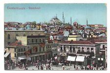 Constantinople Stamboul Istanbul Turkey Old Postcard 42Q
