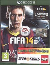 MICROSOFT XBOX ONE FIFA 14 USATO GARANTITO ITALIANO