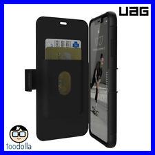 UAG Urban Armor Gear Metropolis Rugged Folio Wallet Case, iPhone XS Max, Black