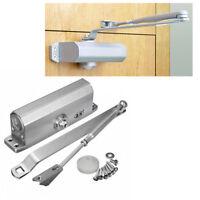 Dispositivo Di Chiusura Automatica Porta 35 - 60 Kg Chiudiporta 90° Braccio 561