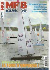 MODELE REDUIT DE BATEAU N°511 AMENAGEMENT INTERIEUR / ABAISSER LE CENTRE GRAVITE