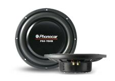 Phonocar  Sub-Woofers Pro-Tech extraflat Ø300 500W  Article number: 02649