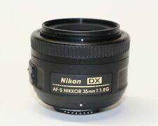 Nikon DX AF-S Nikkor 35mm 1:1.8G