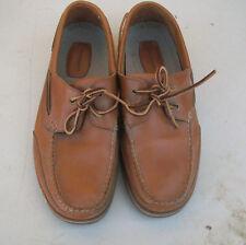 Rockport tan loafers,Vg,10.5D