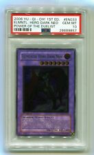 Yu-Gi-Oh! 1st Edition Elemental Hero Dark Neos Ultimate POTD-EN033 PSA 10 MINT