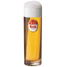 12 Früh Kölsch Gläser  0,2l - Bierglas Kölschglas Kölnerstangen Köln Bier -NEU-