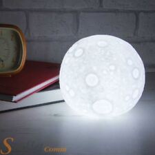 Paladone Moon Light Space Desk Office Bedside Portable Glow Night Lamp