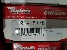 Raybestos Steering Tie Rod End  401-1877B
