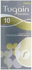 Tugain 10% solution Form Cipla Hair Loss Baldness Regrowth For Men 60 Gm