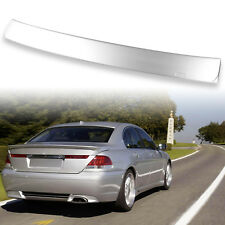 Painted ABS Rear Windw Wing Roof Spoiler for BMW E65 E66 Titan Silver 354