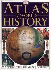 Atlas of World History by DK Publishing (Hardback)