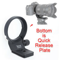 Lens Collar Tripod Mount Ring for Sony FE 18-105mm F4 G OSS PZ, FE 85mm F1.4 GM