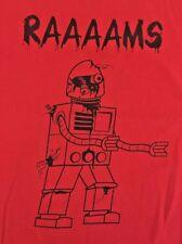 Robot Zombie - Men's 2XL Crazy Dog T-Shirt 100% Cotton