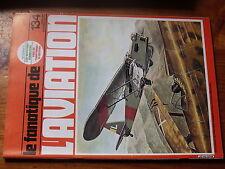 $$v Revue Le Fana de l'Aviation N°134 Nieuport Delage Ni-D 42  Potez 540  P-40