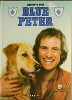 Book of Blue Peter 16 (Annual), , Very Good Book
