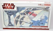 Star Wars Snowspeeder 100% Complete Unbuilt Model Kit Fine Molds 2009 1/48