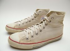 MENS VTG CONVERSE CHUCK TAYLOR ALL STAR BASKETBALL SHOES MADE IN THE USA SZ 9