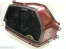 coffre de valise droit bordeaux  HONDA GL 1500  GOLDWING 1989  piece d'origine