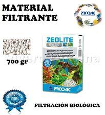 ZEOLITA 700 GRAMOS MATERIAL PARA FILTRO.