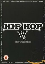 V/A-HIP HOP COLLECTION V -DVD - DVD  JUVG The Cheap Fast Free Post