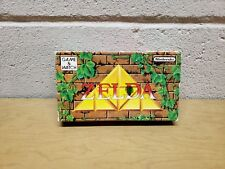 Nintendo ZELDA Game & Watch Complete with Box and Manual Good Condition
