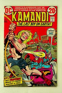 Kamandi #4 (Mar, 1973; DC) - Very Fine/Near Mint