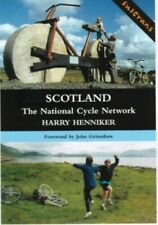 Scotland: The National Cycle Network (Sustrans) by Henniker, Harry Spiral bound