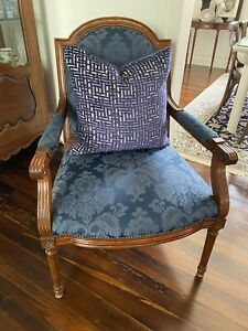 French Style Occasional Chair