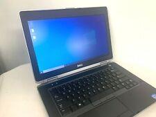 """Dell Latitude E6430 14"""" 320GB 2.50GHz 4GB i5-3340M Laptop Windows 10 Pro"""