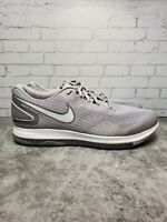 Nike Zoom All Out Mens Gray Lace Up Casual AJ0035-007 Running Shoes Size 11.5