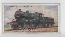 1925 Wills Engines Tobacco Base #24 Dublin and South Eastern Railway Ireland 1m8