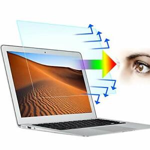 2-Pack 15.6 Inch Laptop Screen Protector -Blue Light and Anti Glare Filter,...