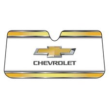 Plasticolor Chevy Logo Elite Series Front Car/Truck Windshield Sunshade Cover