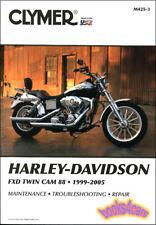 SHOP MANUAL HARLEY DAVIDSON SERVICE REPAIR BOOK CLYMER HAYNES CHILTON DYNA FXD