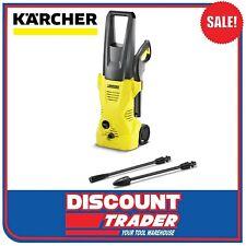 Karcher 240V High Pressure Cleaner Washer 1.4kW 1600 PSI K 2 - 1.602-221.0