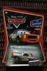 Disney Pixar Cars Supercharged Sally, Lizzie, Darrell, Bob, Chick Hicks, Dale