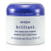 Aveda Brilliant Anti-Humectant Pomade 75ml Mens Hair Care