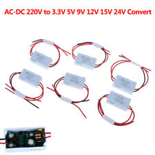 AC-DC Power Supply Module AC 1A 5W 220V to DC 3V 5V 9V 12V 15V 24V Mini ConveE3R