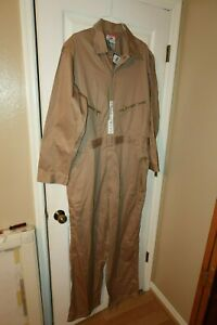 NWT Walls Coveralls Overalls Jumpsuit Master Made Size 50 Tall KHAKI BRAND NEW