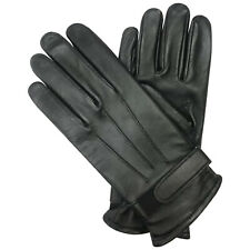 Classic Real Leather Soft Quality Fashion Dressing Driving Gloves Slim Fit Style
