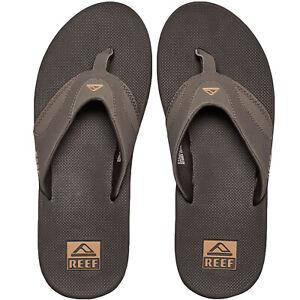 Reef Mens Fanning Pool Beach Holiday Flip Flops Thongs Sandals