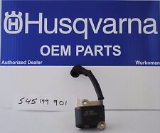 New OEM Husqvarna Craftsman Chainsaw Ignition Module Coil 545199901  530039143