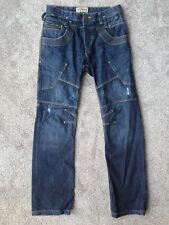 Men's Crafted Jeans, Blue, Size 28W 32L