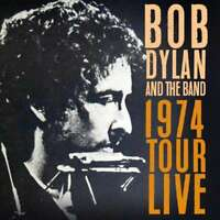 Bob Dylan & The Band - 1974 Tour Live NEW 3 x CD